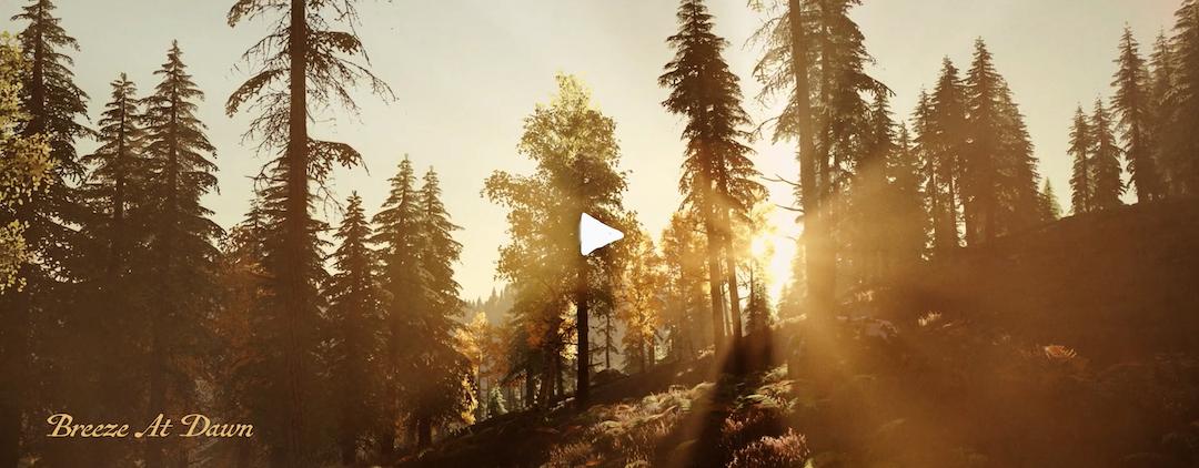 Breeze At Dawn music video